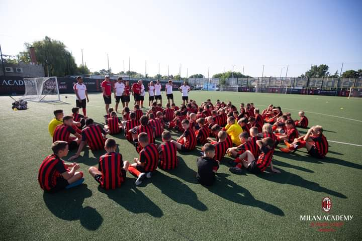 Leutar.net Kamp AC Milana u Trebinju