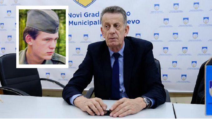 Leutar.net INICIJATIVA SDA: Izbrisati ulicu Srđana Aleksića u Sarajevu, nosio je kokardu u vrijeme terora nad Bošnjacima