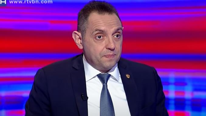 """Leutar.net Vulin opet o """"pritiscima"""" i tome da """"Srbija ne da nikom Republiku Srpsku"""""""