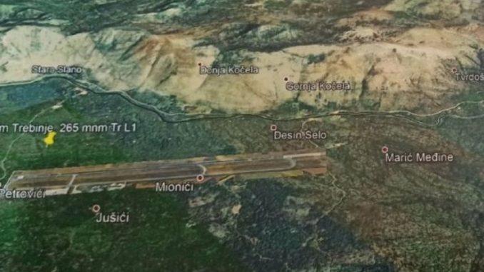 Leutar.net Dodikov prijatelj dobio posao projektovanja Aerodroma Trebinje