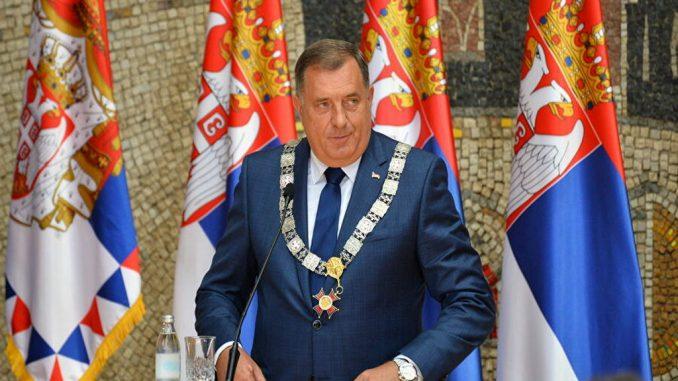 Leutar.net Dodik pričao na RTRS: Pet zemalja će priznati nezavisnost RS, neću reći koje