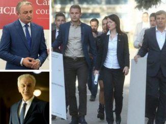 Leutar.net Udarni opozicioni trio tjera stranačke lidere u političku penziju