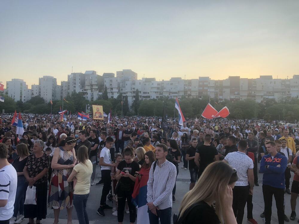 Leutar.net Premijer Krivokapić u Podgorici dočekao mitropolita Joanikija