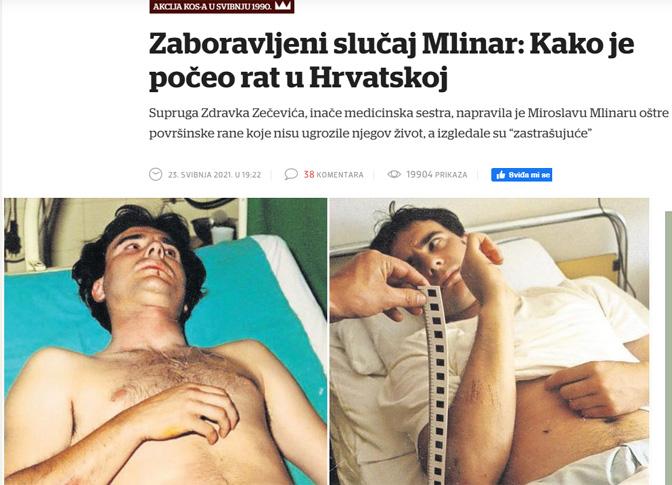 """Leutar.net Slučaj """"Mlinar"""" – kako nije počeo rat u Hrvatskoj"""