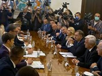 Leutar.net Vučić: Srbija će pomagati Srpsku na osnovu Dejtonskog sporazuma