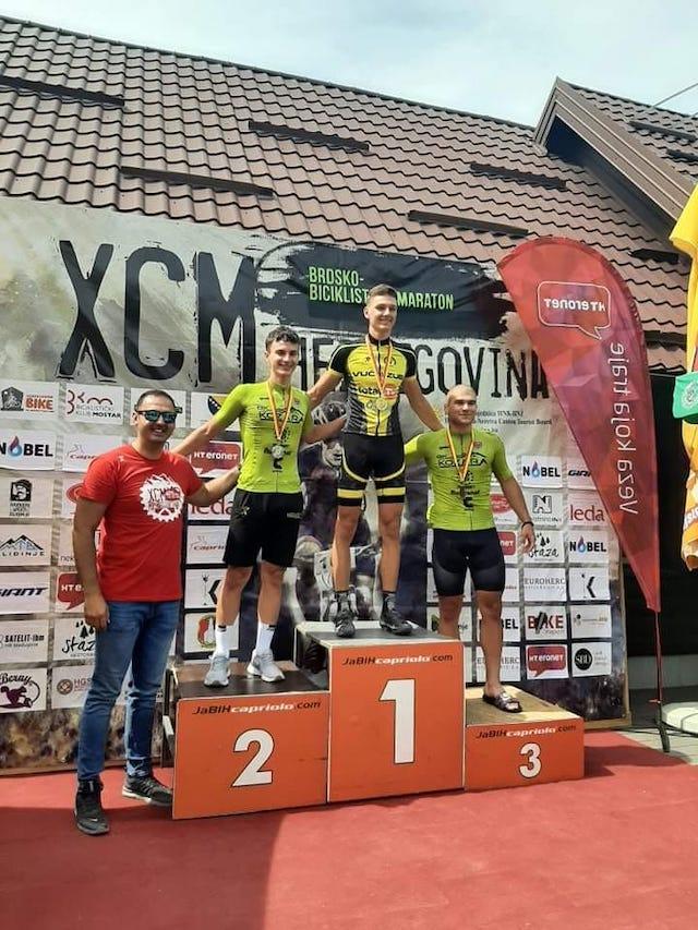 Leutar.net Petar Spaić državni prvak BiH u maratonu XCM Herzegovina 2021