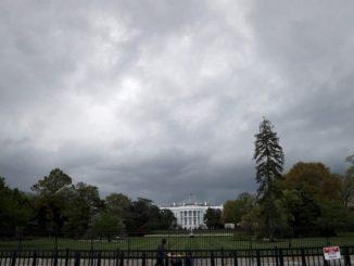 """Leutar.net """"Tresla"""" se Bijela kuća: Dva tornada u centru Vašingtona"""