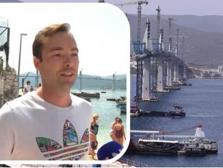 Leutar.net 'Pelješki most mi puno znači jer mi je punica rekla da će se baciti s njega ako se ikada sagradi...'