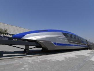 Leutar.net Kina predstavila voz maksimalne brzine 600 km/h