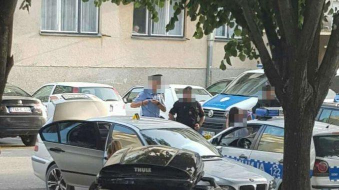 Leutar.net Pucnjava u centru Trebinja, uhapšen muškarac