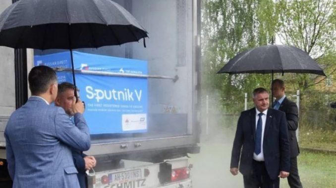 Leutar.net Republika Srpska donira vakcine Federaciji BiH