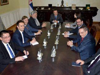 Leutar.net N1 došao do ekskluzivnih fotografija pregovora vlasti i talibana u Beogradu