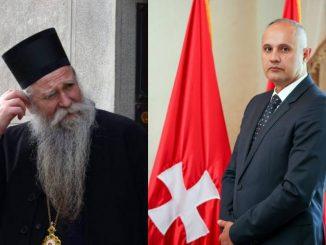 Leutar.net Gradonačelnik Cetinja traži pomoć ambasada da premjesti ustoličenje Joanikija