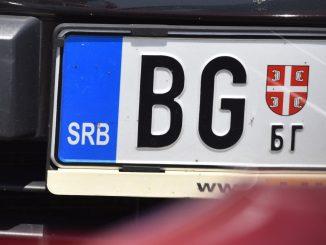 Leutar.net INCIDENTI U KONAVLIMA I DUBROVNIKU S osam vozila otuđene beogradske registarske oznake, dva slučaja prijavljena policiji