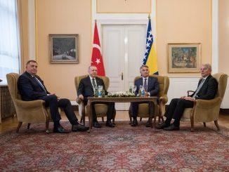 Leutar.net Dodik u Predsjedništvu BiH, sastanak sa Erdoganom