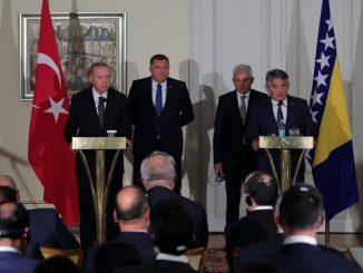 Leutar.net Erdogan svjedočio složenosti situacije, Dodik ne želi da se ponovi Afganistan