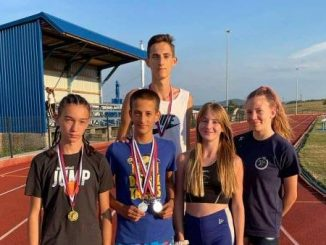 Leutar.net Atletičari AK Trebinje osvojili 5 medalja na Prvenstvu Republike Srpske