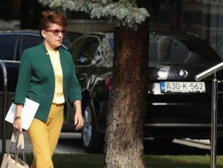 Leutar.net Zora Vidović kupuje limuzinu od 96.000 KM