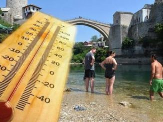Leutar.net Žuti meteoalarm upaljen za Mostar i Sarajevo