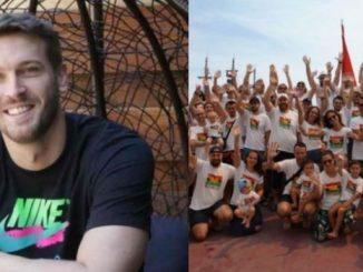 Leutar.net Ovo je biznismen iz Mostara Senad Šantić koji je sve svoje radnike odveo u Alanyu na godišnji odmor