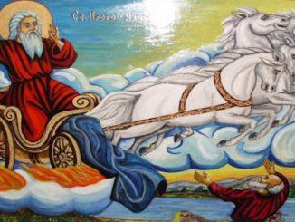 Leutar.net SPC danas praznuje Svetog proroka Iliju - Ilindan