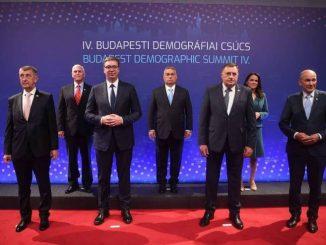 Leutar.net U Budimpešti Demografski samit, prisustvuje Dodik ali nije imao šta pametno da kaže