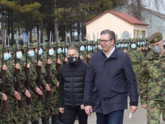 """Leutar.net Vučić poručio NATO-u: """"Imate 24 sata"""""""