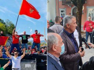 Leutar.net Mediji: Odloženo ustoličenje Joanikija na Cetinju