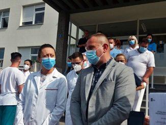 Leutar.net Lambeta tvrdi: U Bolnici Trebinje se koristi medicinski kiseonik