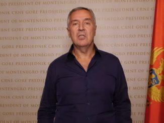 Leutar.net Đukanović: Danas smo na Cetinju svjedočili velikoj sramoti SPC i Vlade Crne Gore