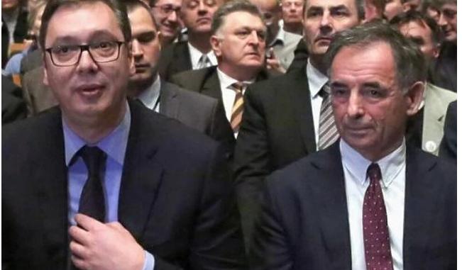 Leutar.net Vučić pozvao Srbe u Hrvatskoj da sutra izvjese srpske zastave, Pupovac odgovorio – ne možemo