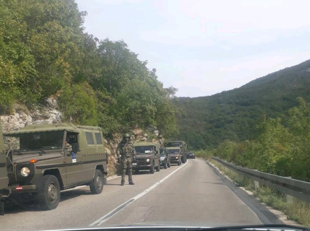 Leutar.net NATO trupe blokirale ulazak u Trebinje, građani uznemireni