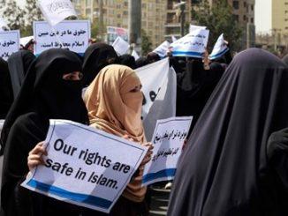 Leutar.net Hrabre Afganistanke izašle na ulice, traže da im se omogući pravo na rad i studiranje
