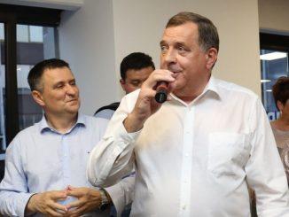 Leutar.net Dodik nakon sastanka: Nema rata. Neće ga ni biti