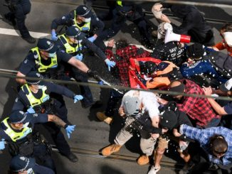 Leutar.net Haos u Melburnu: Protesti, hapšenja, nasilje zbog mjera