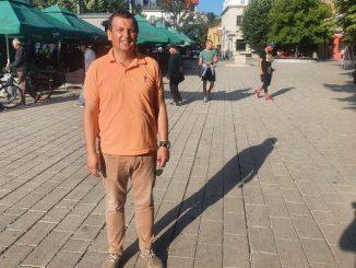 Leutar.net Nebojša Vukanović napadnut na Cetinju od strane Komita