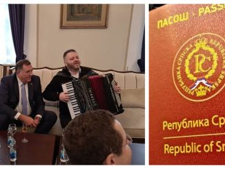 Leutar.net U sjenci harmonike – danas sjednica Vlade Srpske o pasošu, ličnoj karti, državljanstvu