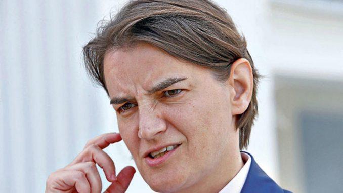 Leutar.net Brnabić - Ponosna sam što Srbija ima ekonomsku moć da investira u aerodrom u Trebinju