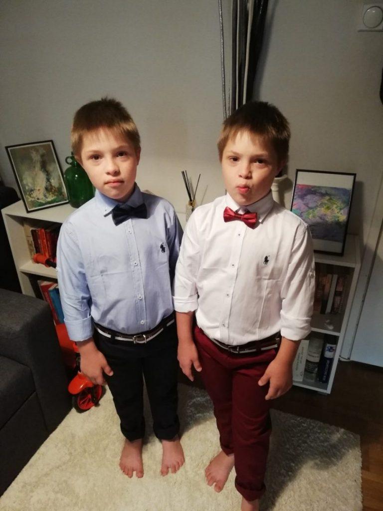 Leutar.net Mira žena sa najvećim srcem - usvojila dva dječaka sa Daunovim sindromom nakon što ih je majka napustila