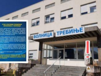 """Leutar.net Trebinje - peticija """"Stop upotrebi tehničkog kiseonika u bolnicama"""""""