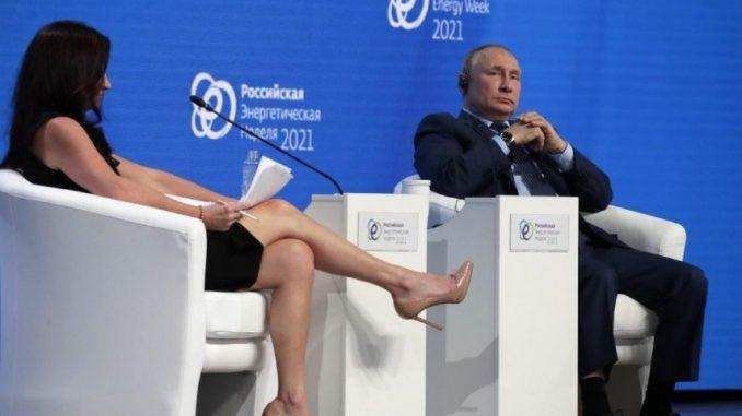 """Leutar.net VIDEO Putina optužuju za seksizam zbog komentara Američkoj novinarki: Lijepa si, zgodna, al ne slušaš šta ti govorim"""""""