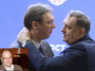 Leutar.net Milorad Dodik je kamen oko vrata Srbiji i Vučiću