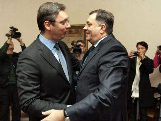 "Leutar.net Helsinški odbor smatra neprihvatljivim Vučićeve navode o ""nestanku RS prije proljeća""!"